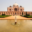 Humayun Tomb, India. — Foto Stock