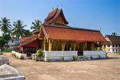 Wat Xieng Thong, Luang Prabang, Laos. — Stock Photo