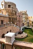 Inside a Castle in Mandawa, India. — Stock Photo