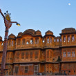 Jaipur at evening, India. — Stock Photo