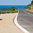 Royalty-Free Stock Photo: Driving in Isle of Elba, Italy.
