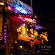 Khao San Road, Bangkok, Thailand. - Stock Photo