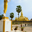 Wat That Luang, Laos. - Photo