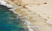 Spiaggia di fetovaia, marina di campo isola d'elba, ho — Foto Stock