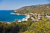 Cavoli beach, Marina di Campo, Isle of Elba, Ita — Stock Photo