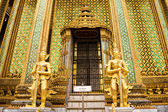 Wat Phra Kaeo Temple, bangkok, Thailand. — Stock Photo