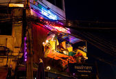 Khao San Road, Bangkok, Thailand. — Stock Photo
