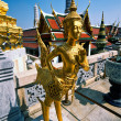 Stock Photo: Wat Phra Kaeo, Bangkok.