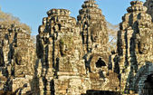 Bayon tower, Cambodia — Stock Photo