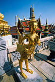 Wat Phra Kaeo, Bangkok. — Stock Photo