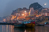 Varanasi (Benares) — Stock Photo