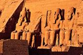 Abu simbel — Foto de Stock