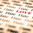 Love & Hate — Stock Photo #2343652