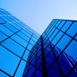 Office building windows — Stock Photo #2348590