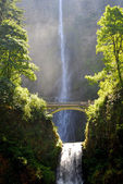 Multnomah Waterfalls — Stock Photo