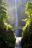 Multnomah Waterfalls — Stock Photo