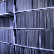 File Folders on Shelf — Stock Photo #2507326