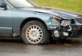 Accidente de auto — Foto de Stock