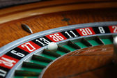 Roulette wheel — Stock fotografie