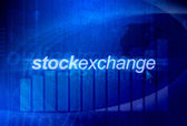 Stock Exchange — Stock Photo