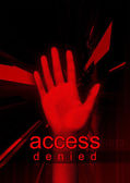Access Denied — Stockfoto