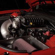Supercharger - Stock Photo
