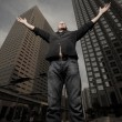 Giant man — Stock Photo #2594159