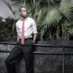 African American businessman — Stock Photo