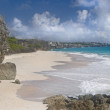Stock Photo: Barbados Beach