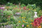 Pioneer Garden — Stock Photo