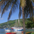 Bequia Boats — Stock Photo #2344944