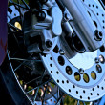 Bike Wheel — Stock Photo #2349932