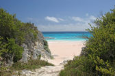 Bermuda Beach — Stock Photo