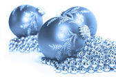 Blue Christmas — Stock Photo