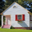 Stock Photo: Tiny Cottage