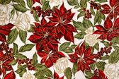 Christmas Fabric — Stock Photo