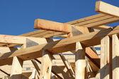 新しい屋根 — ストック写真