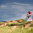 Dalvay Lighthouse 2 - Stock Photo