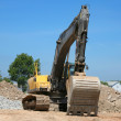 Backhoe — Stock Photo #2371213