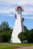 Lighthouse Painting — Stock Photo