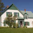 Green Gables - Stock Photo