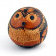 Gourd owl — Stock Photo
