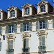 Stock Photo: Baroque facade