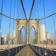 Royalty-Free Stock Photo: Brooklyn Bridge