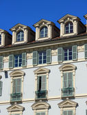 Baroque facade — Stock Photo