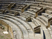 Roman theatre — Stock Photo