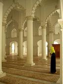 Intérieur de la mosquée — Photo