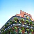 Stock Photo: New Orleans Architecture