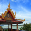 Big Buddha temple, Ko Samui — Stock Photo