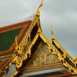 Thai temple roof — Stock Photo #2352474